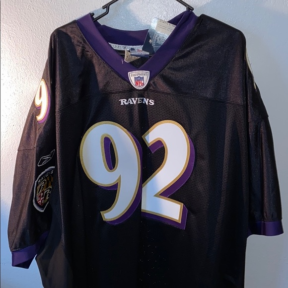 Authentic Baltimore Ravens Jersey